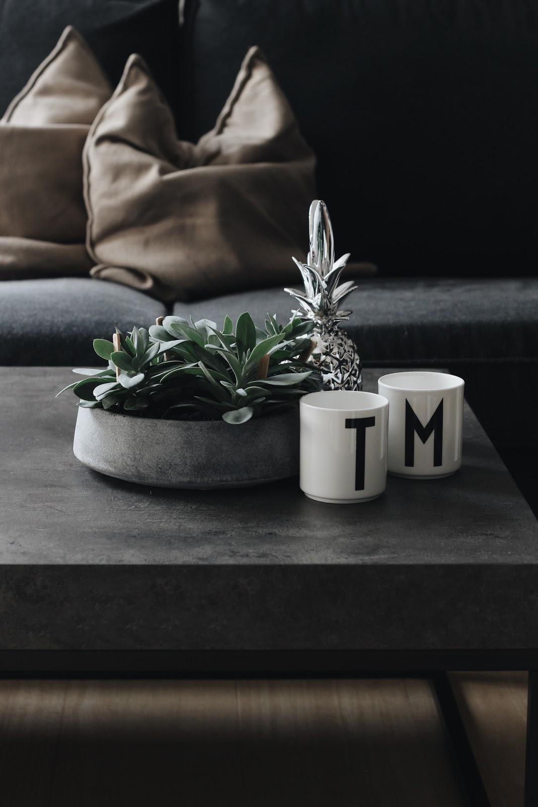 Einblick in unser Wohnzimmer - Der Coffeetable - LITTLE EMMA