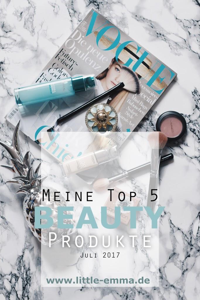 Beauty Favoriten Juli 2017 Beautyblog Beautyfavoriten Influencer Düsseldorf Deutschland Pinterest