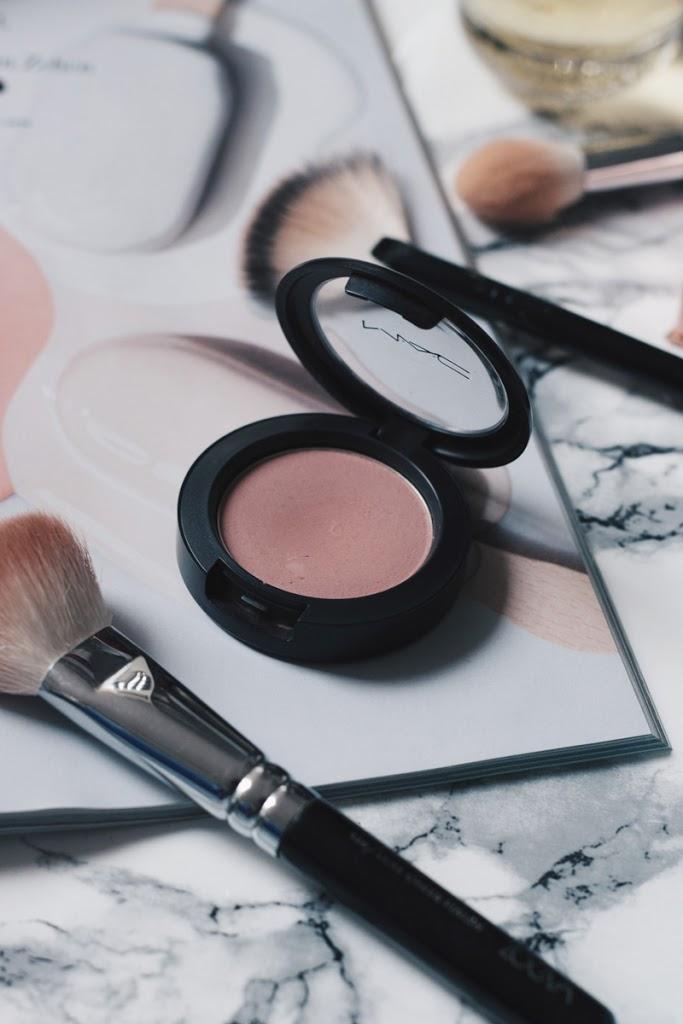 MAC Blushbaby Blush Makeup Beautyblog Influencer Blogger Deutschland Düsseldorf