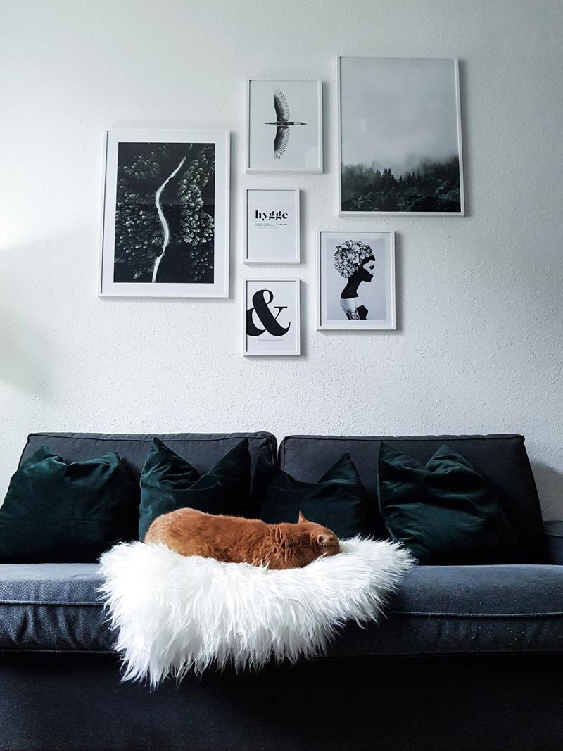 Desenio-Poster-Wohnzimmer-Living-Room-Blogger-Deutschland-Interior ...