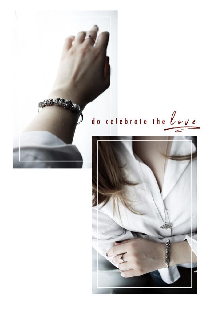 Valentinstag mit Pandora: #DoCelebrateLove - mehr auf www.little-emma.de